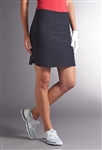 Swing Control Masters Golf Skort - Black