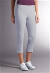 Swing Control Snap Masters Crop Pant - Lilac