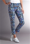Swing Control Masters Kaleidoscope Ankle Pant