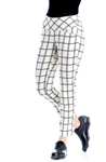 Swing Control Masters Checkers Ankle Pant