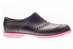 BIION Brights Golf Shoe - Black/Magenta