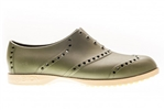 BIION Brights Golf Shoe - Green & Khaki