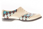 BIION Patterns Golf Shoe - Argyle