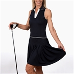 Scratch70 Julia Sleeveless Golf Dress - Navy