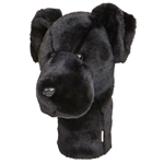 Daphne's Black Lab Golf Headcover