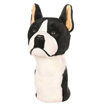 Daphne's Boston Terrier Golf Headcover