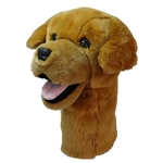 Daphne's Golden Retriever Golf Headcover