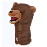 Daphne's Grizzly Bear Golf Headcover