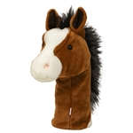 Daphne's Horse Golf Headcover