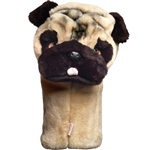 Daphne's Pug Golf Headcover