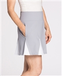 KINONA Start to Finish Golf Skort - Grey