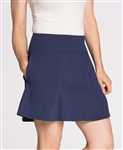 KINONA Start to Finish Golf Skort - Navy