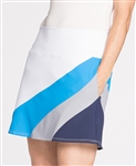 KINONA Make Waves Golf Skort - White