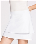 KINONA Top Tier Golf Skort - White