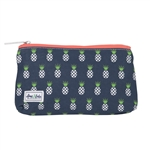 Ame & Lulu Brush If Off Cosmetic Case -  Pineapple