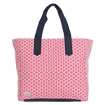 Ame & Lulu Land to Sand Beach Tote - Clover