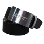 JoFit Contoured Black Leather Belt