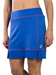 JoFit Pearly Skort - Electric Blue