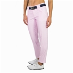 JoFit Belted Cropped Golf Pant - Bloom Check