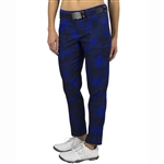 "JoFit Belted 28""Cropped Golf Pant - Camouflage"