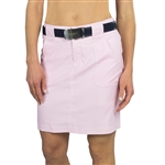 JoFit Belted Golf Skort - Bloom Check
