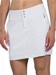 JoFit Signature Golf Skort White