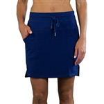 JoFit Chalet Leisure Skirt Blue Depth
