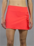 JoFit Lace Up Tennis Skort - Calypso
