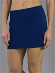Jofit Jacquard Mina Tennis Skort - Blue Depth