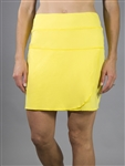 JoFit Kelly Golf Skort - Vibrant Yellow