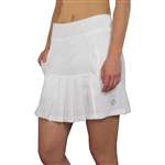 JoFit Dash Golf Skort White