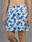 JoFit Jacquard Mina Golf Skort - Phoenix Watercolor