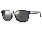 Sundog Azure Polarized Sunglasses - Smoke/Black