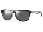 Sundog Azure Polarized Sunglasses - Smoke/Dark Crystal