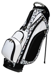 Glove It Ladies Stand Bag Abstract Garden