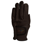 Greg Norman Men's Brown Golf Glove