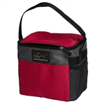 Greg Norman Golf Can Cooler - Core Red