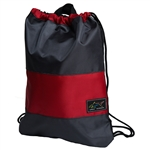 Greg Norman Golf Drawstring Shoe Bag - Core Red