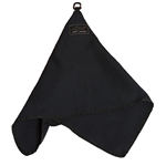 Greg Norman Golf Towel - Core Black