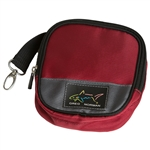 Greg Norman Golf Accessory Pouch - Core Red