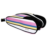 Glove It Cabana Stripe Golf Shoe Bag