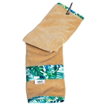 Glove It Jungle Fever Golf Towel