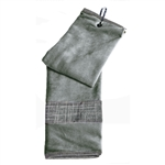 Glove It Silver Lining Golf Towel