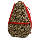 Glove It Leopard Tennis Backpack