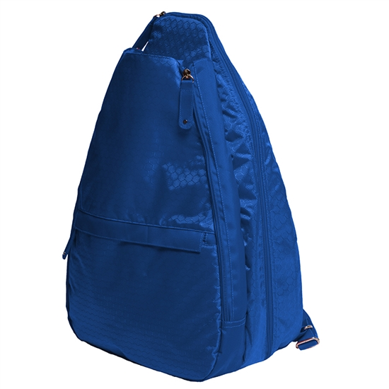 Glove It Blue Tennis Backpack