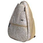 Glove It Uptown Cheetah Tennis Backpack