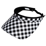 Glove It Checkmate Golf Visors (w/Twist Cord)