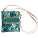Glove It Jungle Fever 3-Zip Cross Body Bag
