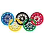 Bling Ballmarkers Olympic Set (Set of 5)