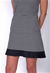 Golftini Spontaneous Pull On Tech Golf Skort